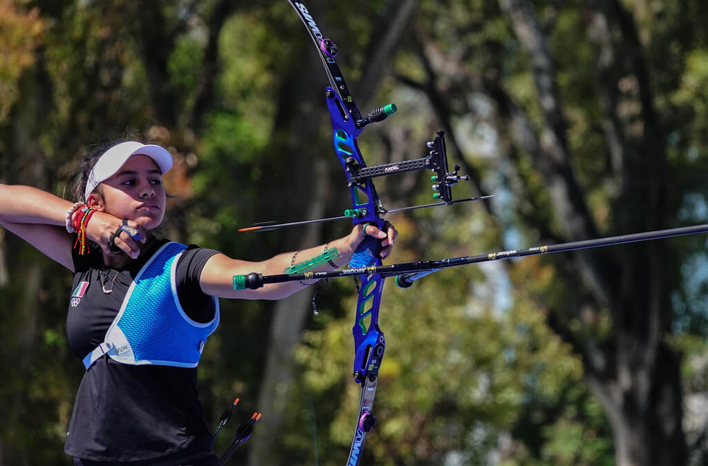 mental state in archery