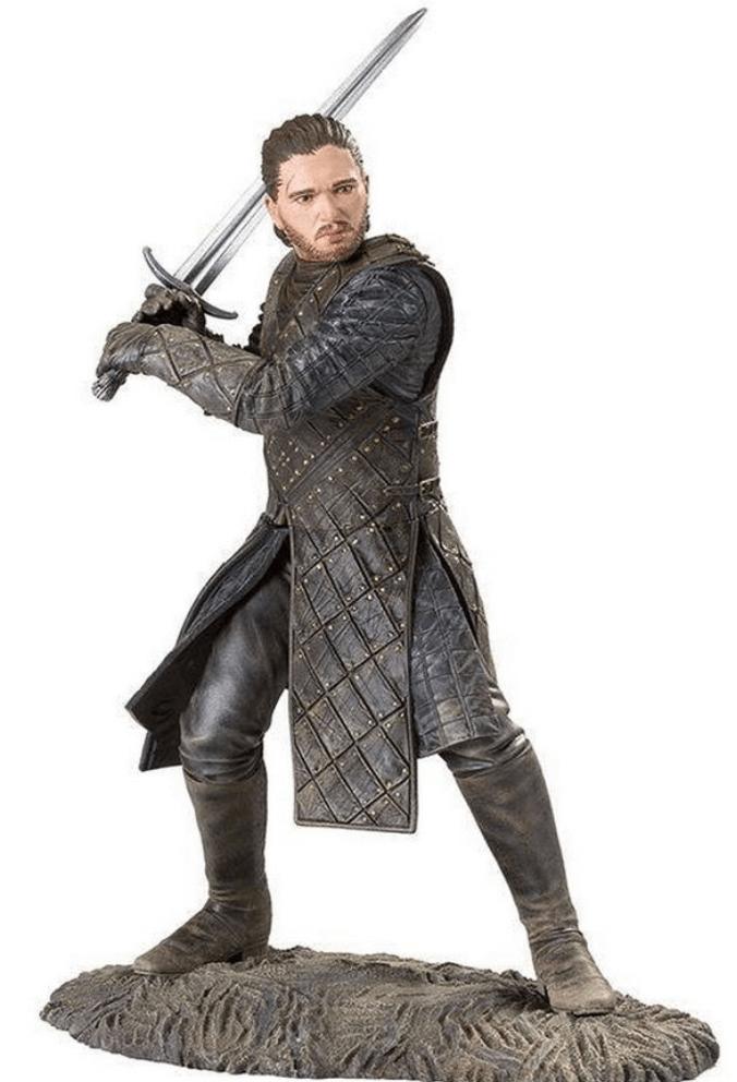 Jon Snow Battle of The Bastards Action Figure
