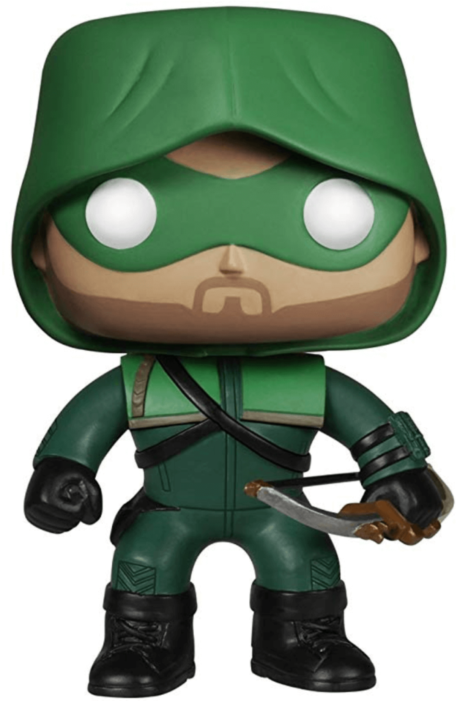 Funko POP TV Arrow - The Hood Action Figure