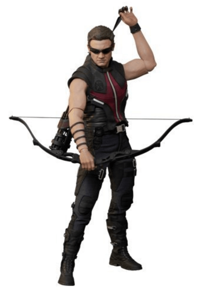 Hawkeye Limited Edition Figure - Toy