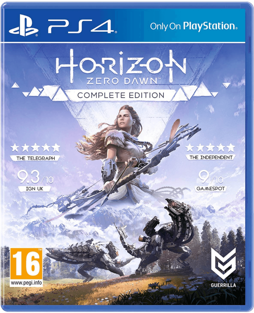 Horizon PlayStation game