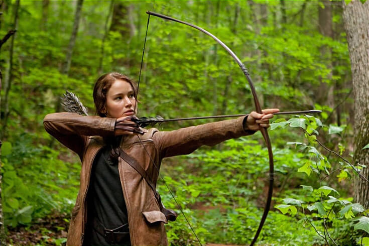 Katniss Everdeen - The Hunger Games