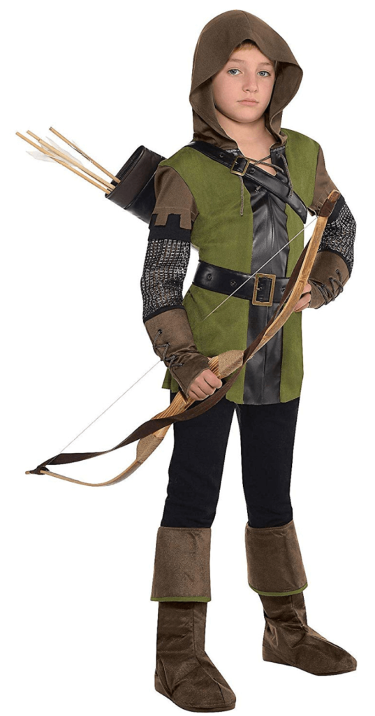 Robin Hood - Kid Costume
