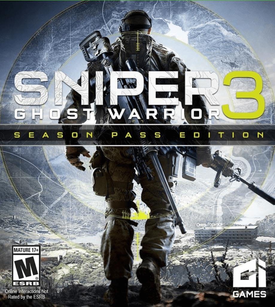 Sniper3 pc game