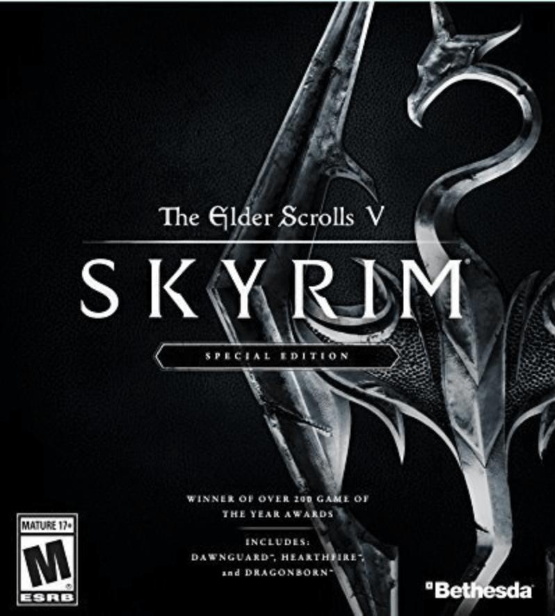 The Elder Scrolls V Skyrim pc game