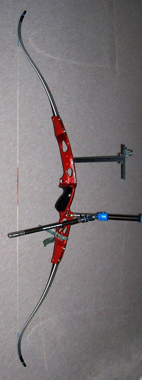 The modern recurve bow