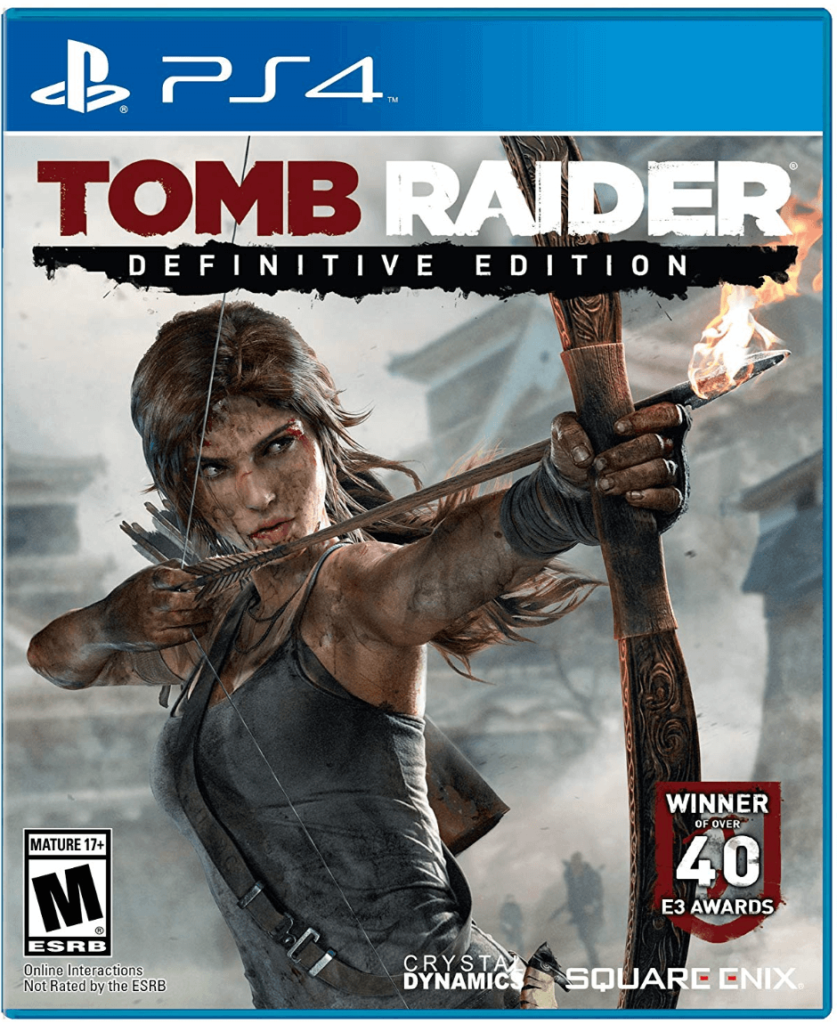 Tomb Raider_Definitive Edition - PlayStation 4